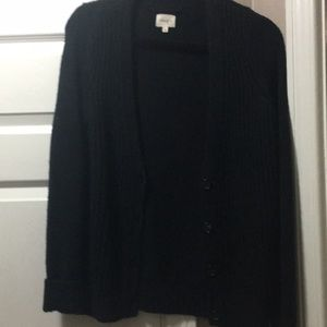 Excellent condition sweater from aritzia xs  black